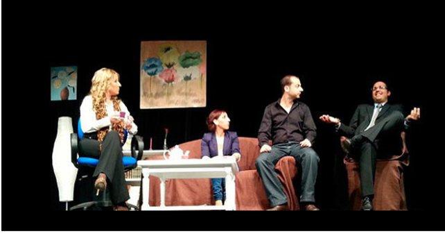 Gala de premios de la XXX Muestra Provincial de Teatro de Valladolid