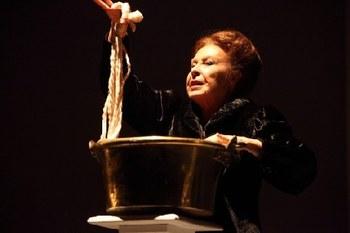 Gemma Cuervo, Premio Ercilla por su medio siglo en escena