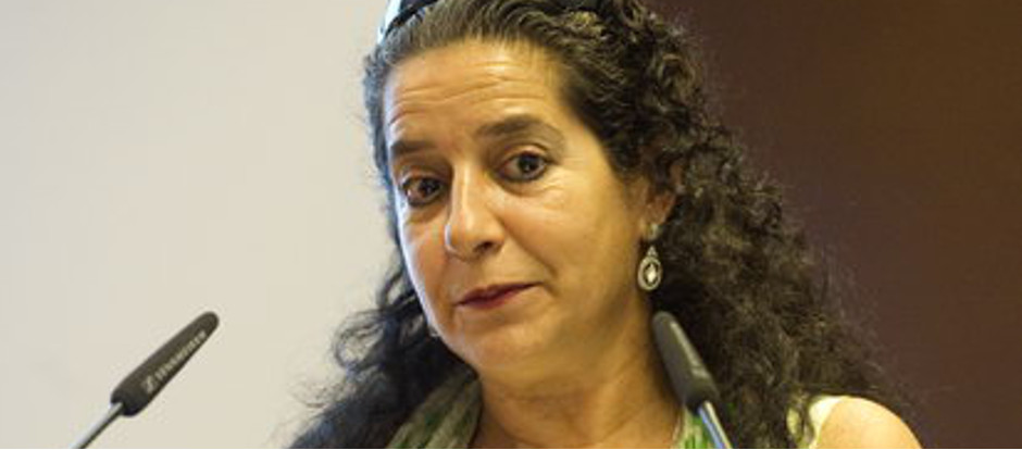 Helena Pimenta, premio La Barraca de la UIMP