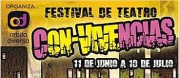 I Festival de Teatro Social Con-Vivencias en Madrid