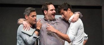 El actor Jorge Usón ganador por partida doble en los premios Unión de Actores y Actrices