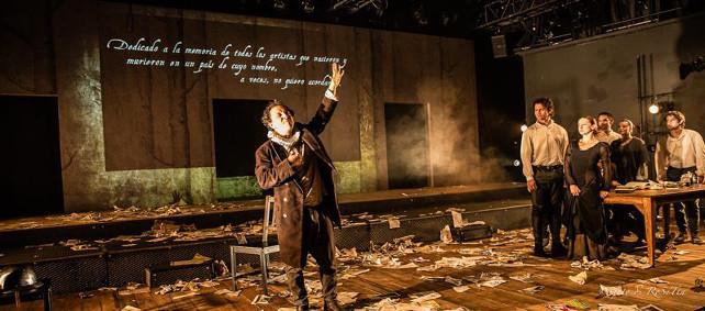 Jordi Casanovas estrena en Washington 'Cervantes, el último Quijote'