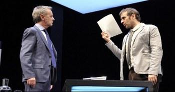 Jordi Galcerán gana el Premio Ceres 2014 al Mejor Autor Teatral