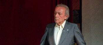 José Luis Gómez cede el timón de la Abadía.