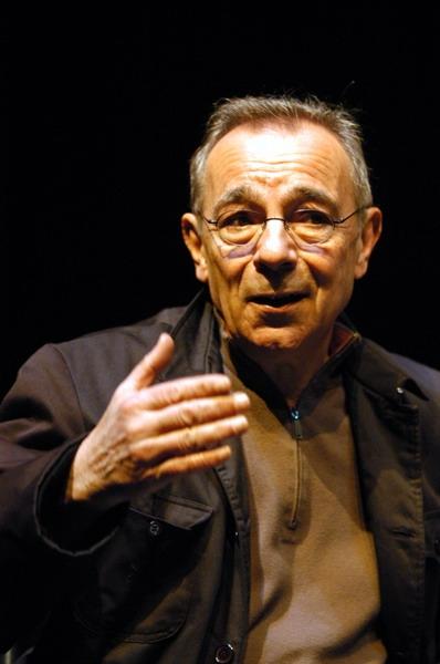 José Luis Gómez, nuevo académico de la RAE