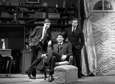 José María Morera dona a Dénia un archivo histórico sobre el teatro español