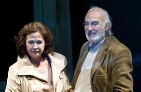 Julieta Serrano, premio Toda una Vida de la Unión de Actores