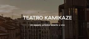 Kamikaze Teatro, Premio Nacional de Teatro 2017