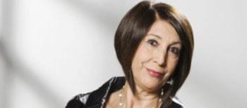 La actriz Luma Gómez, Premio de Honra de la Fundación AISGE durante el OUFF