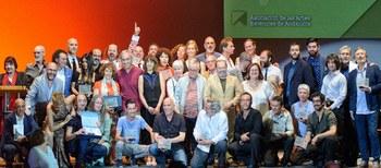 La Asociación de las Artes Escénicas, con la colaboración de Fundación SGAE, entregan los quintos Premios Lorca del Teatro Andaluz