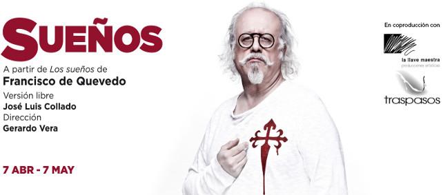 La Compañía Nacional de Teatro Clásico (CNTC) estrena 'Sueños'