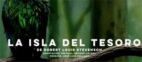 La Joven Compañía vuelve al escenario del Conde Duque de Madrid con 'La isla del tesoro'
