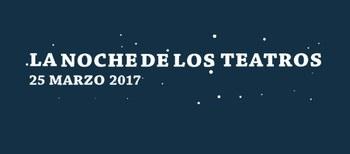 La mujer protagonizará este sábado la Noche de los Teatros en Madrid