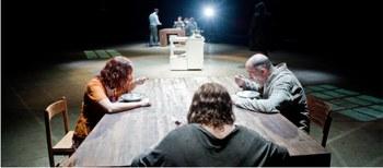 La obra 'Cuando deje de llover' máxima galardonada por la Unión de Actores