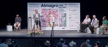 La prensa en Almagro: si existe el festival de teatro clásico es gracias a los periodistas