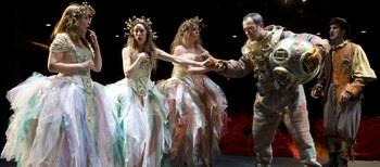 La Teatroteca del CDT celebra el Día mundial del Teatro para la Infancia y la Juventud