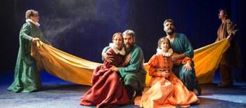 'La ternura', mejor espectáculo de teatro en «la fiesta de la libertad» de los premios Max