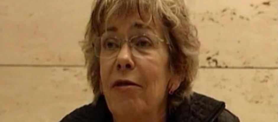 María José Ragué, una honda mirada crítica.