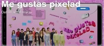 'Me gustas pixelad_', el cuerpo performativo en la era digital