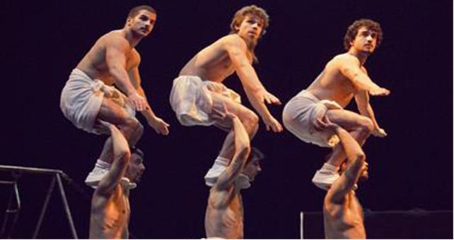 Miradas de Circo: Francia