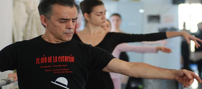Muere el coreógrafo y bailarín Goyo Montero