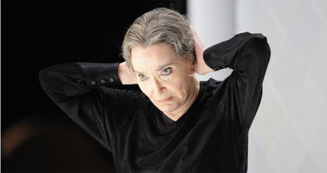 Nuria Espert recibe 'el Alfiler de Oro'