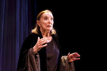 Nuria Espert. Doctora 'honoris causa' por la Universidad Complutense