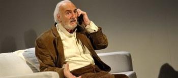 Héctor Alterio, Premio Ercilla a toda una trayectoría artística