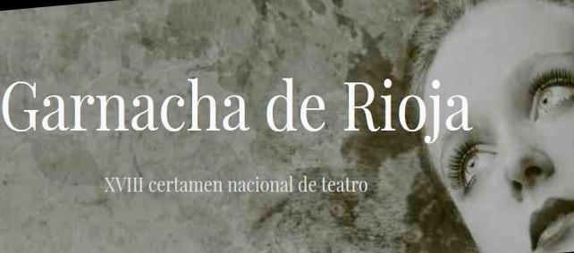 Premios de Teatro 'Garnacha de Rioja'