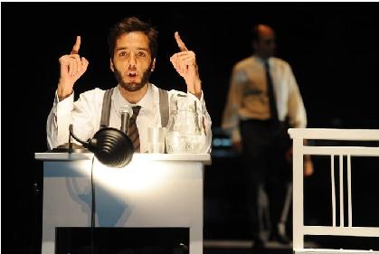 'Proyecto Milgram' abre el ciclo Escritos en la Escena del CDN