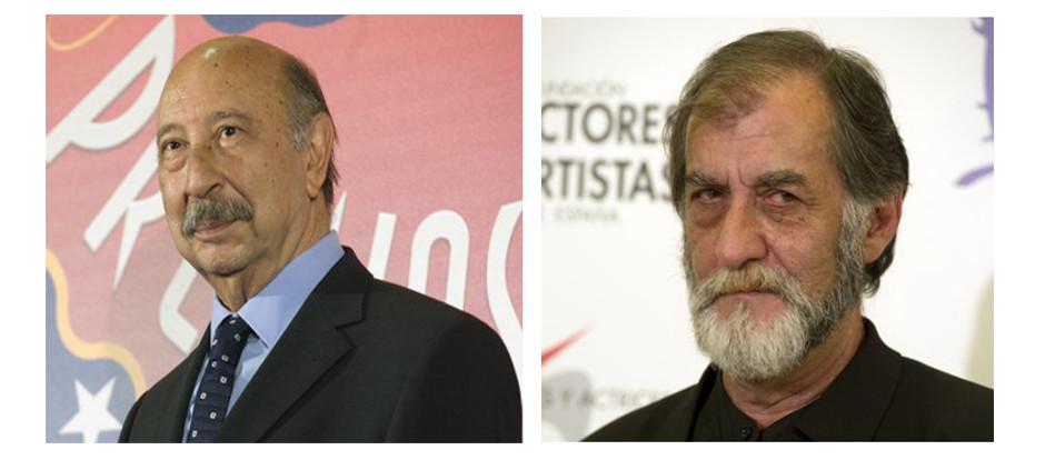 Ramón Barea y Paco Merino, galardonados en la IX edición de los Premios Actúa de la Fundación AISGE