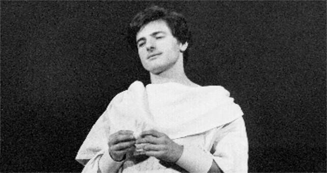 Fallece Ramon Pons, un rostro de teatro
