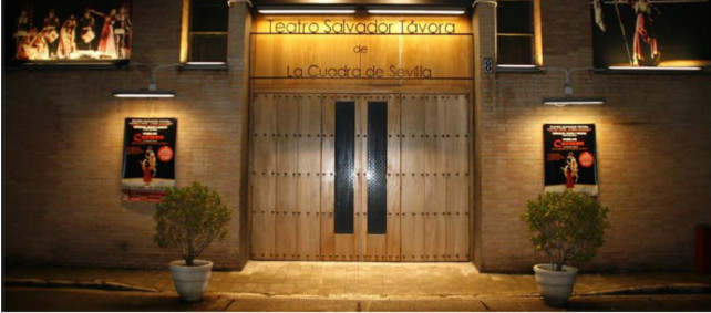 Salvador Távora quiere donar su teatro al Ayuntamiento de Sevilla