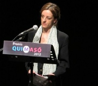 Sandra Simó gana el Quim Masó con una tragedia