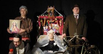 Santa Perpetua abrirá el XlV Festival de Teatro Contemporáneo de Almagro