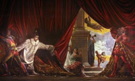Se cumplen veinticinco años de la reapertura del Teatro Cervantes de Málaga