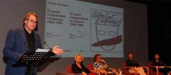 Seminario sobre el teatro independiente en España