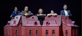 Shakespeare, Lorca y el 'Tenorio' triunfan en el teatro de la democracia