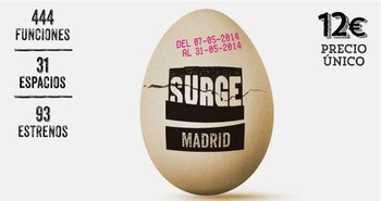 SURGE Madrid nace con polémica