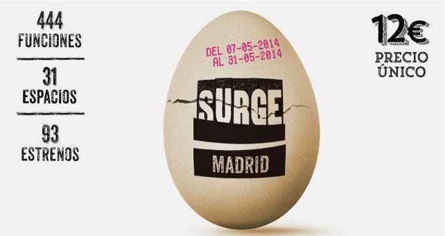 SURGE Madrid nace con polémica