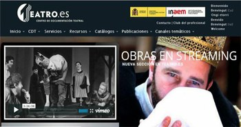 teatro.es ofrece a partir del 3 de diciembre medio millón de documentos