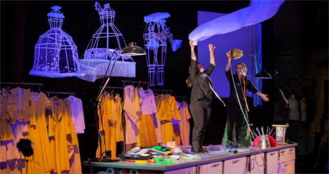Títeres Etcétera, Premio Nacional de Artes Escénicas para la Infancia y la Juventud