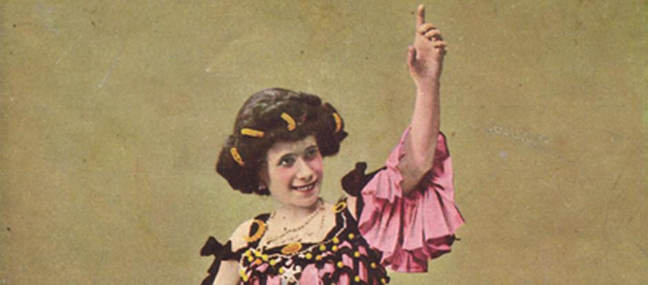 Un libro recupera la memoria de Loreto Prado, la Lina Morgan del siglo XIX