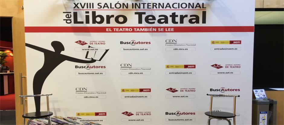XVIII Salón Internacional del Libro Teatral