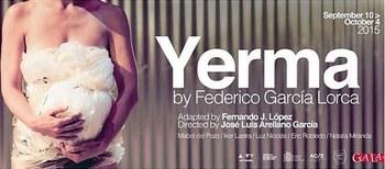 'Yerma', mejor espectáculo teatral en los Premios Helen Hayes