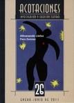 Acotaciones. Investigación y creación teatral